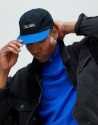 Gorra negra con broche trasero competition de HUF