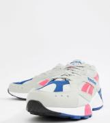 Zapatillas blancas Aztrek DV3941 de Reebok Classic