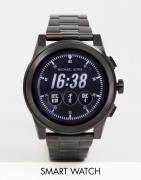Reloj inteligente para hombre con esfera en negro MKT5029 de Michael K...